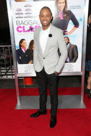 terrence-j-baggage-claim-los-angeles-premiere